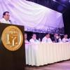 Salvador González Resendiz da la bienvenida a los Notarios del país
