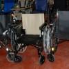 Ponen en marcha campaña de donación de sillas de ruedas