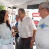 Jennifer Serur atiende peticiones de Adultos Mayores