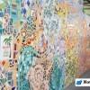 """Finalizado el Mural Artístico del Proyecto """"Mozayko Vallarta"""" Primer Episodio"""
