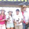 2do y 3er Lugar en Torneo de Tiro con Arco