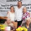 Merecido Reconocimiento a las Profesoras  Josefina Chávez y María Ascención Ávalos