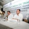 RealizanConsulta y Mesa de Trabajo: Movilidad, Desarrollo Económico y Turismo