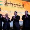 Participa Sandoval Díaz en Panel de Gobernadores dentro de la Cumbre de Negocios