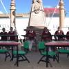 Entrega SE mobiliario escolar para 417 centros de Arandas y  Lagos de Moreno