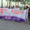 Conmemoran con marcha el Día Internacional de la Eliminación de la Violencia contra la Mujer en Puerto Vallarta