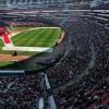Los restos de Chespirito son trasladados al Estadio Azteca para homenaje