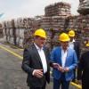Inaugura Gobernador del Estado ampliación de planta de reciclaje de PET