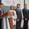 Anuncia Peña Nieto cambios de personal en el gabinete