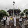 Conmemoran autoridades el natalicio de Francisco I. Madero