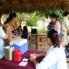 Charla sobre VIH y vacunas contra influenza, acciones en salud que realizó el Tec Vallarta