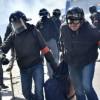 Protestas en Francia dejan policías heridos