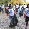Jóvenes vallartenses contribuyen al cuidado del medio ambiente