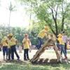 Cientos de niños se divierten y aprenden en los cursos de verano