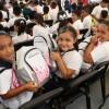 Inicia la entrega de mochilas, útiles, uniformes y zapatos en Puerto Vallarta