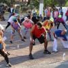 Exitosa la respuesta a la clase de activación física organizada por el Sistema DIF