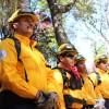 Apoya México a Chile en combate a incendios