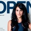 Liz Gallardo al 100; engalana la portada de Open y estrena serie sobre Jenni Rivera
