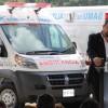 Entrega SSJ ambulancias a municipios del interior del Estado