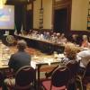 Concurrida, animada y fructífera sesión del Club Rotario Puerto Vallarta Sur