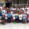 Benefician estudiantes de Enfermería a pobladores de Cabo Corrientes