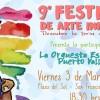 OEPV cerrará la Feria ambiental de Entre-Amigos con un concierto en San Pancho