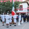 Conmemoran aniversario luctuoso del Emperador Cuauhtémoc