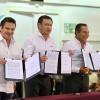 Firman Segob y Sedesol en Puerto Vallarta, convenio a favor de la inclusión