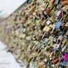 Serán subastados los candados del amor del Pont des Arts en Paris