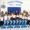 Gestionan más apoyos para escuelas del municipio