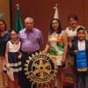 En emotivo acto Ismael Pérez rindió su informe anual de actividades al frente del Club Rotario Puerto Vallarta Sur