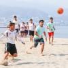 Conviven jóvenes en la Copa Estudiantil IMAJ