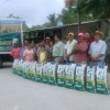 Entregan semillas de maíz mejoradas a productores de la Costa Norte