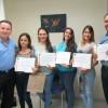 Afianzaron estudiantes de la UNIVA PV, primer lugar en simulación de negocios