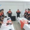 Personal de Protección Civil y Bomberos, en capacitación constante