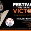 """En Jalisco, Antorchistas anuncian """"Festival de Teatro Víctor Puebla"""""""