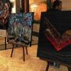 """""""Después de cinco años en esta ciudad volví a pintar y me volví a sentir artista"""": Abdallahy"""
