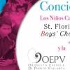 Concierto de los Niños Cantores de St Florian y la Orquesta Escuela de Puerto Vallarta