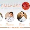 Invitan a Omakase 2017, una gran experiencia de gastronomía japonesa en Puerto Vallarta