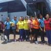 Asisten equipos Vallartenses a torneo de voleibol en Monterrey