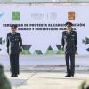 Realizan cambio de mando de la 41 Zona Militar