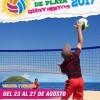 Romperá récord de participación el Festival Nacional Infantil y Juvenil de Voleibol de Playa Guayabitos 2017