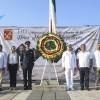 Conmemoran autoridades la Gesta Heroica de los Niños Héroes