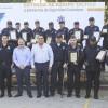 Se jubilan 16 policías y 12 reciben ascensos de manos del alcalde