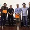 """Periodistas participaron en el panel """"Leer para entender la realidad de nuestro País"""" en Cucosta"""