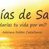 """Adriana Robles Castellanos presenta su libro """"Días de Sal"""""""