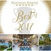 Hoteles de Riviera Nayarit obtienen el Platinum Choice Award 2017