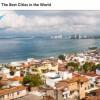 Puerto Vallarta entre las 20 Mejores Ciudades Pequeñas del Mundo y las 40 Mejores Ciudades del Mundo