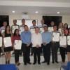 Rindieron protesta y recibieron título y cédula profesional en Univa Vallarta