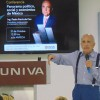 Ofrece Pedro Ferriz de Con interesante conferencia a alumnos de la UNIVA